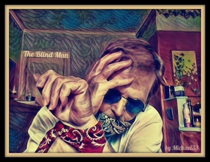 The Blind Man 15E